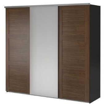 Armario ikea armarios con puertas correderas las - Armario dormitorio ikea ...