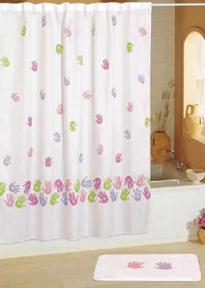 Modelos de cortinas de baño para niños  Baño - Decora Ilumina