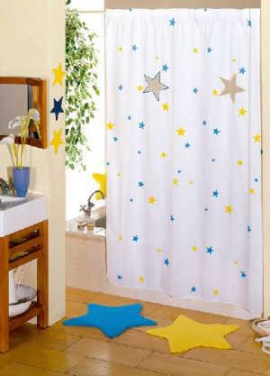 Modelos de cortinas de ba o para ni os ba o decora ilumina for Decoracion adornos para el bano
