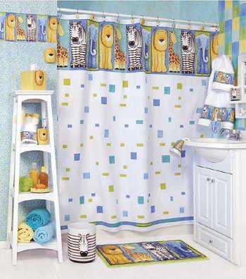 Modelos de cortinas de ba o para ni os ba o decora ilumina - Cortinas para bebes decoracion ...