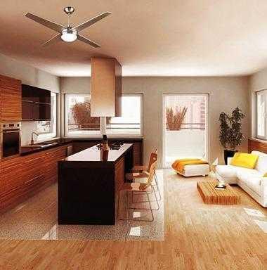 Consejos para elegir el ventilador de techo adecuado para - Ventiladores decorativos ...