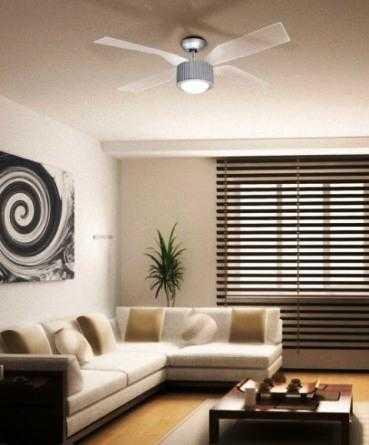 Consejos para elegir el ventilador de techo adecuado para tu casa ...