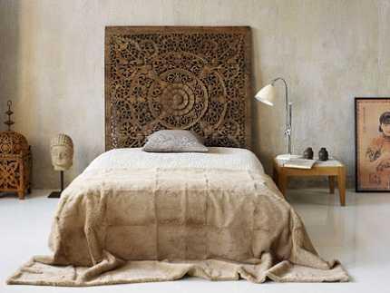Originales cabeceros dormitorio decora ilumina - Cabecero de cama original ...