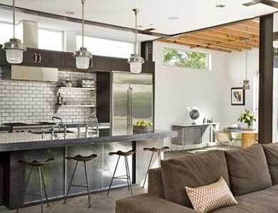 Cocinas modernas: de diseño y de estilo industrial | Cocina - Decora ...