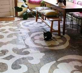 Decoracion y pintura jjmg novedades en pintura para - Pintar suelo de cemento ...