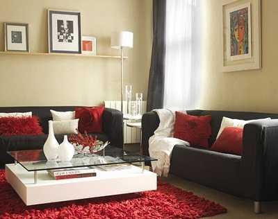 El negro en la decoración de tu hogar   Tip Del Dia