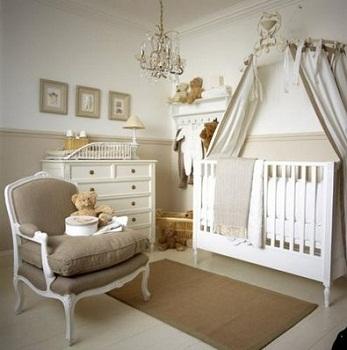 Dormitorios unisex para tu beb infantil decora ilumina - Habitaciones infantiles unisex ...