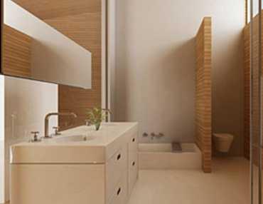 Instalar un mueble para lavabo en el cuarto de bano www for Cuartos de bano baratos