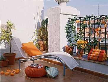 Complementos decorativos para tu terraza terraza for Amazon muebles terraza