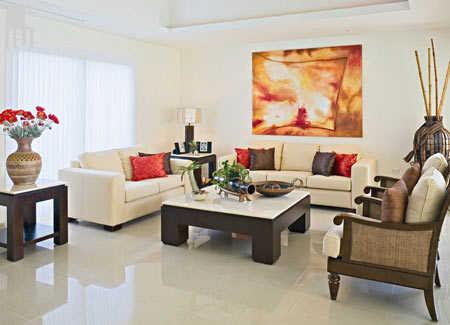 Tips b sicos para redecorar tu sala sala decora ilumina for Adornos decorativos para sala