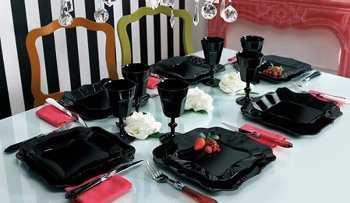 Aprende a vestir tu mesa para la ocasi n con la vajilla for Vajillas elegantes