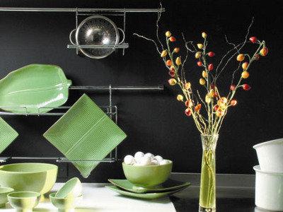Centros de mesa con flores para el comedor de diario - Centros de comedor ...