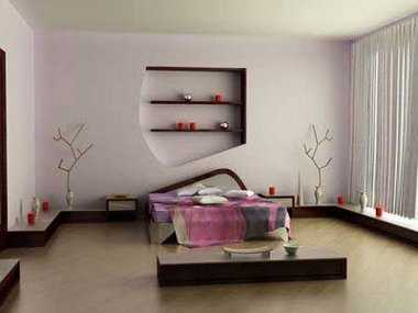 El minimalismo una tendencia que puedes usar para decorar for Dormitorios orientales