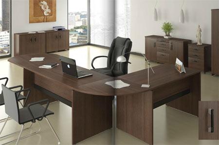 Dise os de escritorios ejecutivos oficina decora ilumina for Escritorios para espacios pequenos