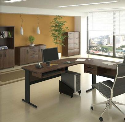 Dise os de escritorios ejecutivos oficina decora ilumina for Muebles para oficinas ejecutivas