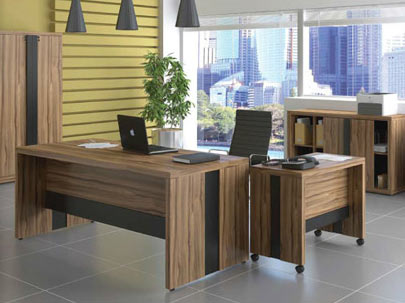 Dise os de escritorios ejecutivos oficina decora ilumina for Escritorio de abogado