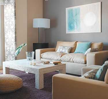 C mo utilizar la pintura para crear ambientes diferentes - Lo ultimo en pinturas para interiores ...