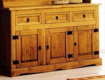 Tips para restaurar muebles y superficies de madera - Limpiar muebles madera ...