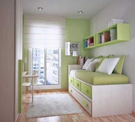 Cómo decorar un dormitorio pequeño? | Dormitorio - Decora Ilumina