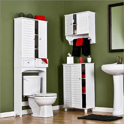 Consejos para organizar tu ba o ba o decora ilumina - Muebles para toallas ...