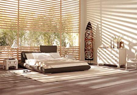 C mo escoger los colores para pintar la habitaci n for Design coloniale olandese