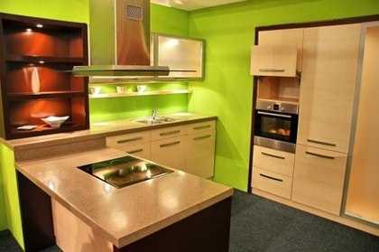 C mo elegir colores y pinturas para una habitaci n - Colores de pintura para cocinas modernas ...
