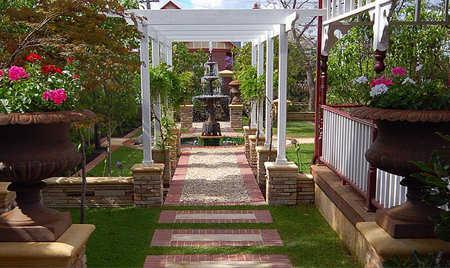 Jardines de dise o para tu casa jardin decora ilumina for Diseno de jardines frentes de casas