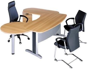 Eligiendo los muebles ideales para la oficina oficina for Escritorio y silla de oficina