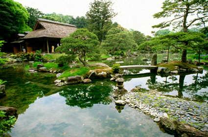 Jardines de dise o para tu casa jardin decora ilumina for Jardin japones piscina