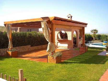 modelo jardines para casas rusticas decoracionjardin