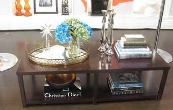 Complementos Decorativos Para Tu Mesa De Centro Sala