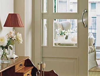 Ideas para renovar puertas y vitrinas tip del dia decora ilumina - Manillones puertas correderas ...