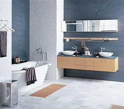 Asignacion 3 interior design i for Porcelanato para banos