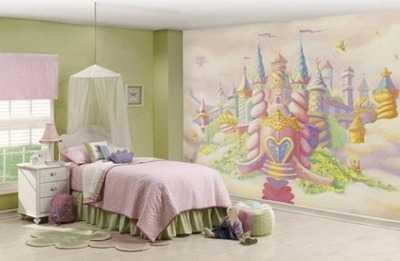 tambin puedes pintar una sola pared de algn color diferente para variar la decoracin y darle un aspecto ms dinmico
