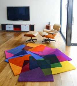 latest rugs trend