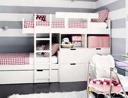 Habitaciones juveniles tendencias e ideas para la for Habitaciones para ninas con literas