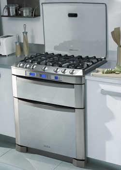 Los mejores modelos y marcas de cocinas cocina decora ilumina - Estufas pequenas de gas ...