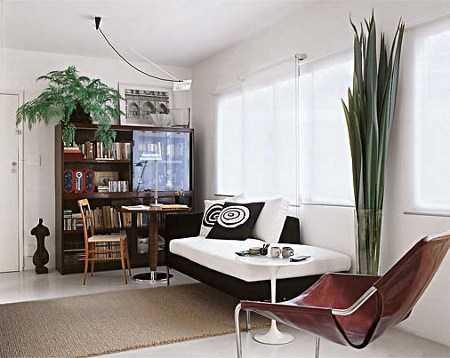 Tendencias en pintura colores para salas peque as for Decoracion de interiores salas muy pequenas