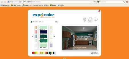 Sencillas ideas para pintar y darle un nuevo aspecto a tu for Simulador de cocinas integrales online