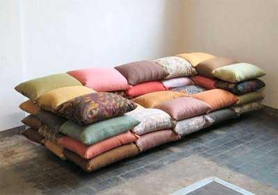 Originales sof s para casas modernas muebles decora for Sillon cama amazon