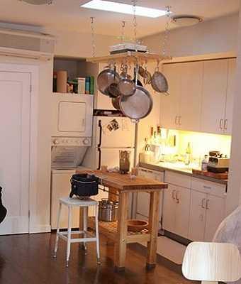 C mo incorporar islas en cocinas peque as cocina for Como hacer una isla en una cocina pequena