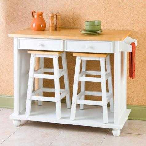 Pr cticas mesas para tu comedor de diario comedor for Mesa auxiliar cocina con ruedas