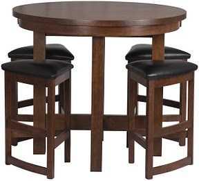 si buscas algo ms moderno una mesa tipo barra puede ser lo que buscas hecha en metal y en un color oscuro le dar un aire diferente a tu cocina