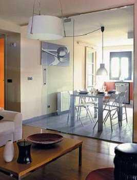 M s luz en casa dos soluciones que no fallan tip del - Tabiques de cristal para viviendas ...