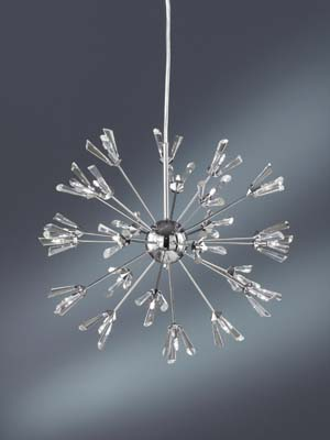 Home decorations chandeliers types and trends - Lamparas de pie minimalistas ...
