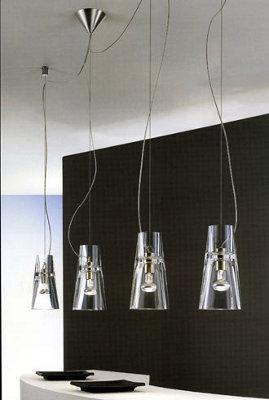 L mparas de techo tipos y tendencias iluminacion for Lo ultimo en lamparas de techo