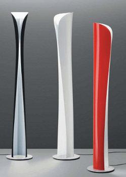 Novedades en l mparas de pie para tu casa iluminacion decora ilumina - Lamparas de diseno moderno ...