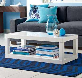 Decoraci n de mesas de centro muebles decora ilumina - Adornos mesa de centro ...