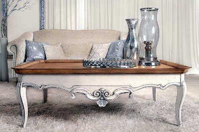 Decoraci n de mesas de centro muebles decora ilumina for Arreglo de muebles de sala