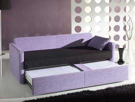 Sof s las ltimas tendencias para una sala moderna sala for Sillones para departamentos pequenos